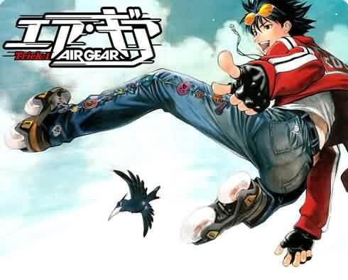 [MANGA/ANIME] Air Gear 1341856657009732100