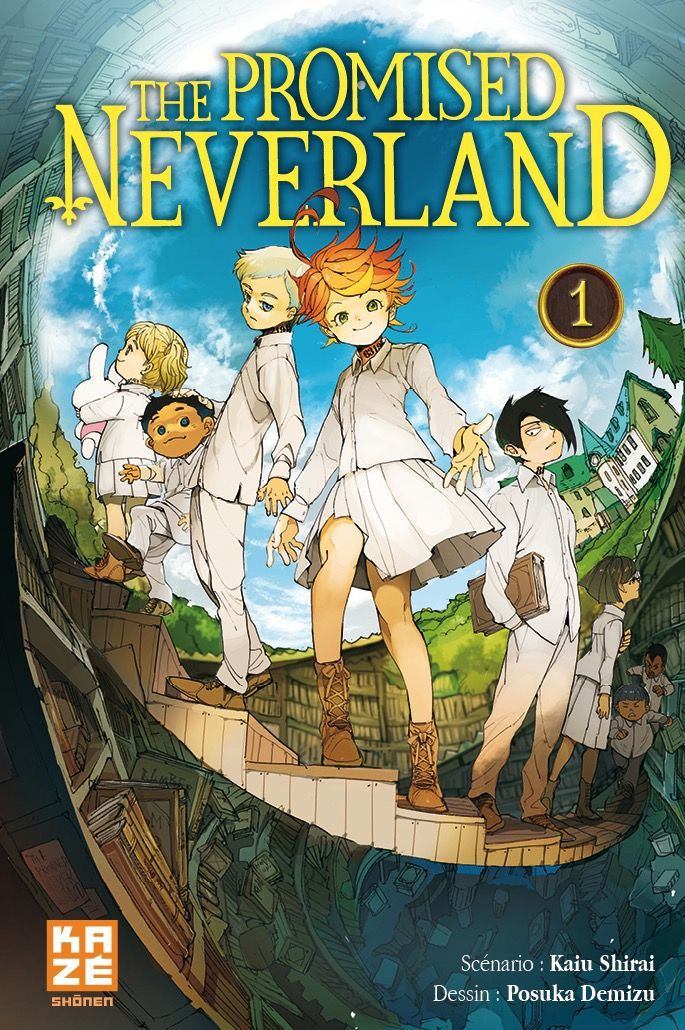 Image de The Promised Neverland