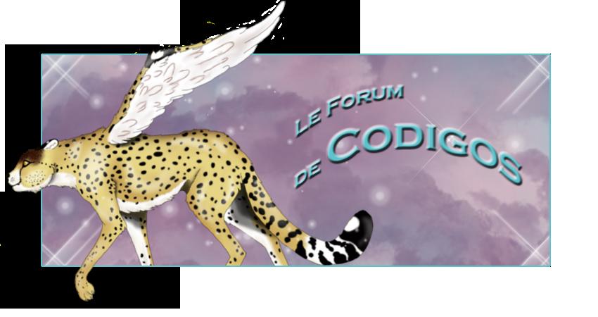 Le forum  de Codigos