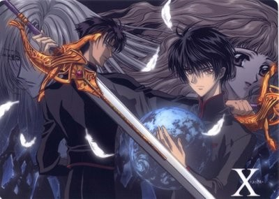 [MANGA/ANIME] X (Clamp) 1342034060082559100