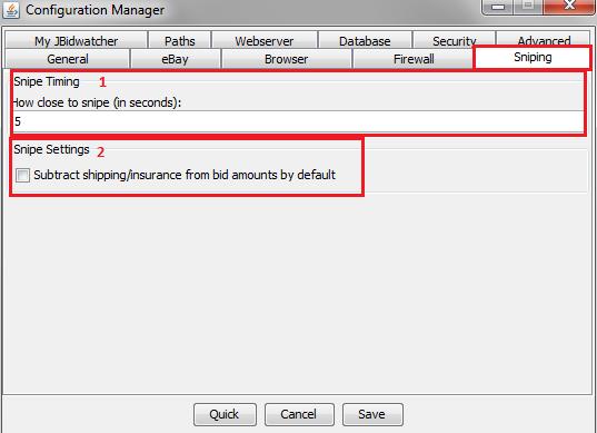 [Tuto] JBidwatcher : programmer les enchères automatique 1333734406056065000