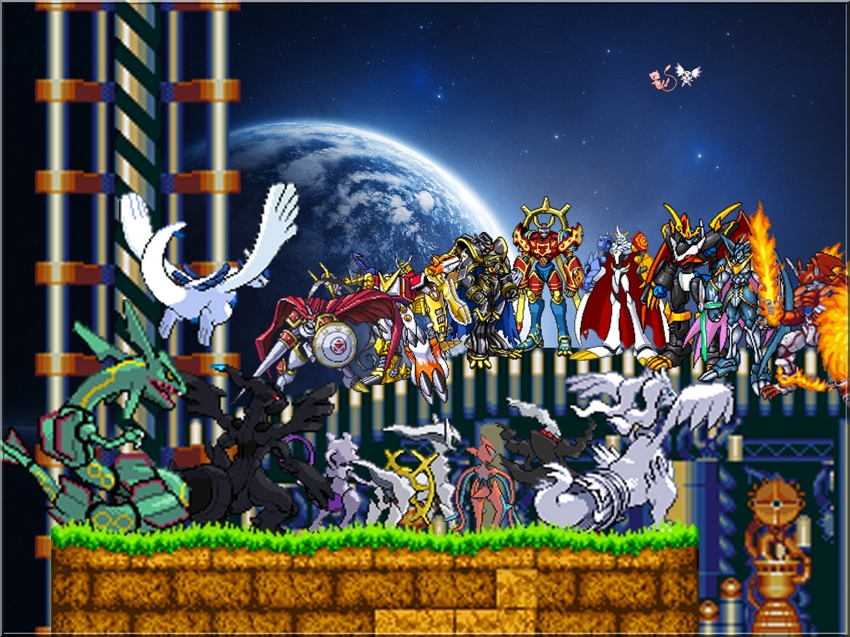 Digimon vs. Pokemon ...again | Spacebattles Forums