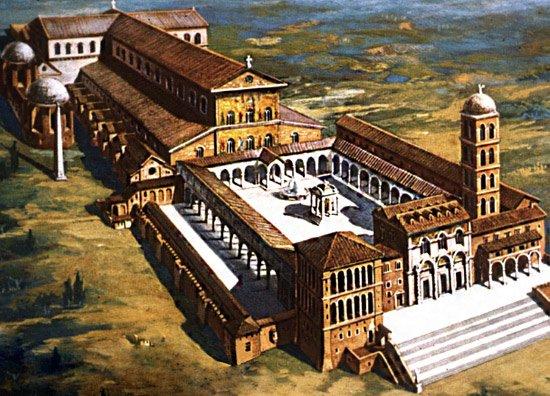 Basilica Santa Petri 6r8lkLao