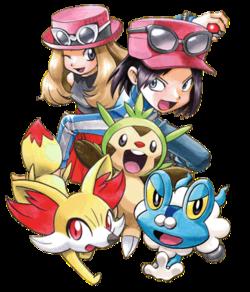 [MANGA] Pokémon X Y 1434483341041743000