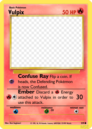 Revamped Base Set Vulpix