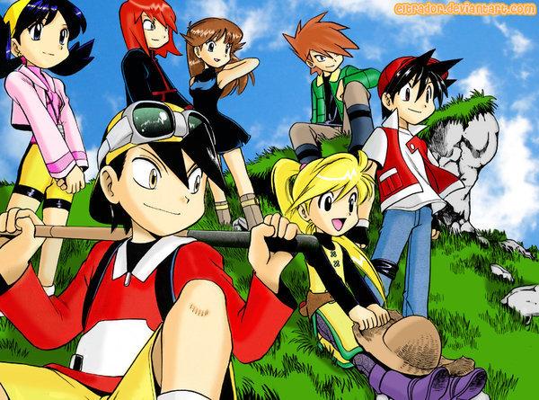 Pokémon - La grande aventure/Pokémon Special/Pokemon Adevntures 1398865964022961900