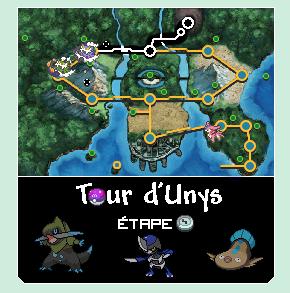 [Tour d'Unys] Informations et étapes 1326541213079749400