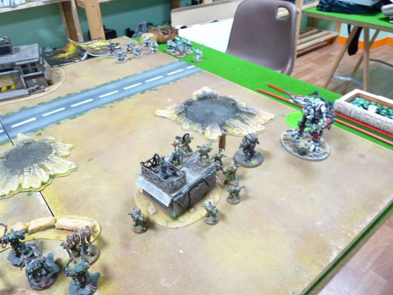[666] Nurgle VS Chevaliers Gris 1378503455049120100