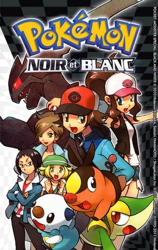 [MANGA] Pokémon Noir et Blanc 1434490513003838000