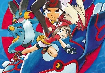 [MANGA] Pokémon La Grande Aventure - Rubis et Saphir 1434487907039390500