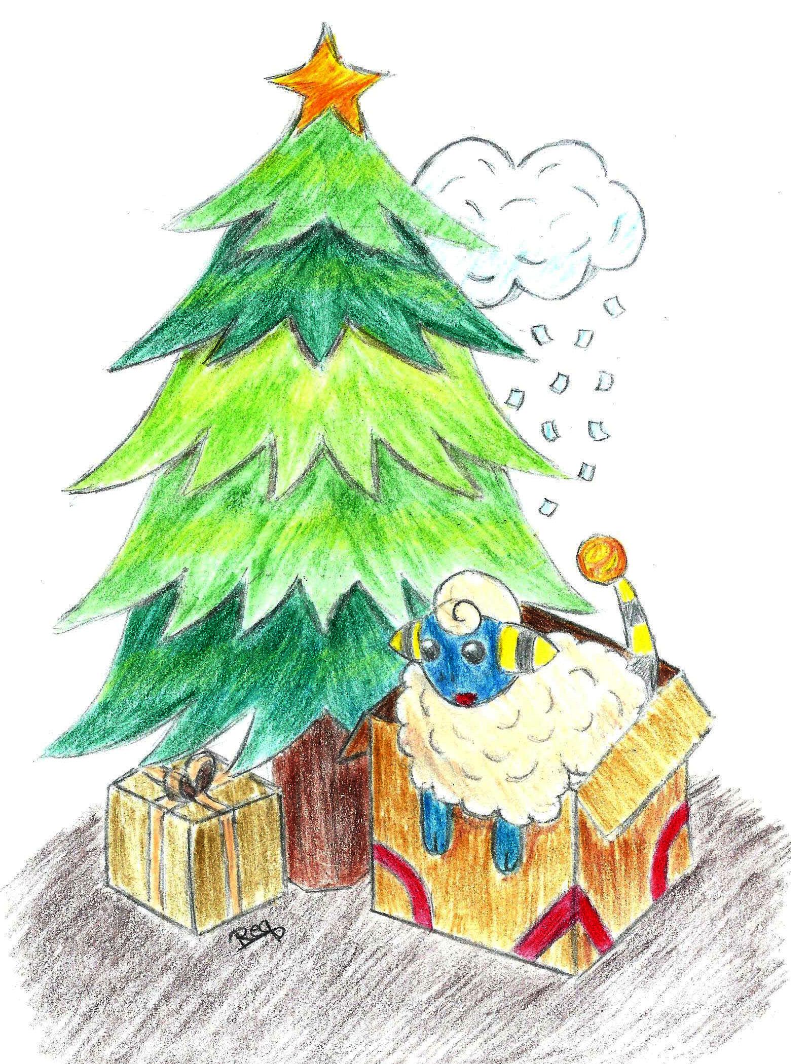 [ Cadeaux ] Secret Santa. 1450820622072643000