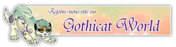 Publicité pour Gothicat EibEOBep