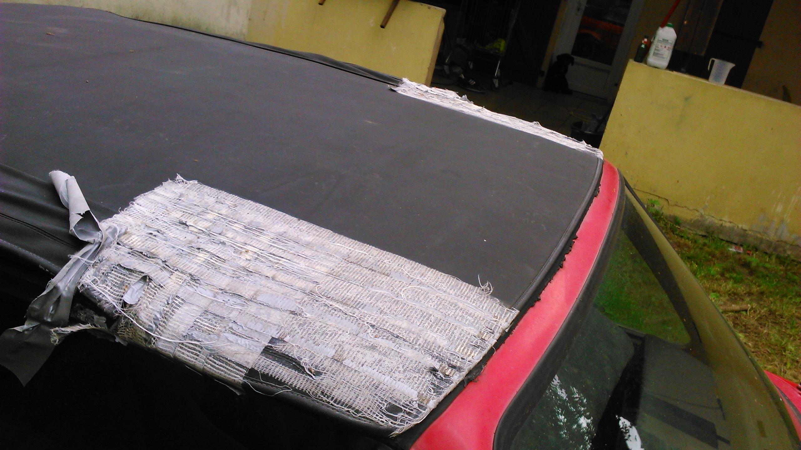 cab karman a restaurer  1462286108041611800