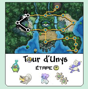 [Tour d'Unys] Informations et étapes 1325524974099502100