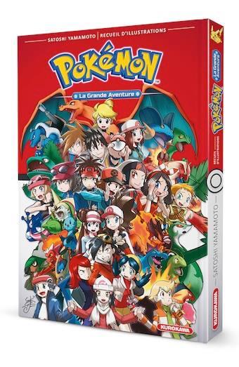 [News] Pokémon:Dédicaces et Sortie de l'artbook Pokémon la grande aventure 1475830536022893500