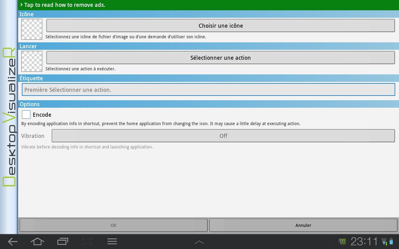 Changer les icônes des applications : Desktop Visualizer 1320963132099291900