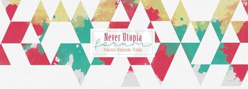 Never Utopia  1485547514045966400
