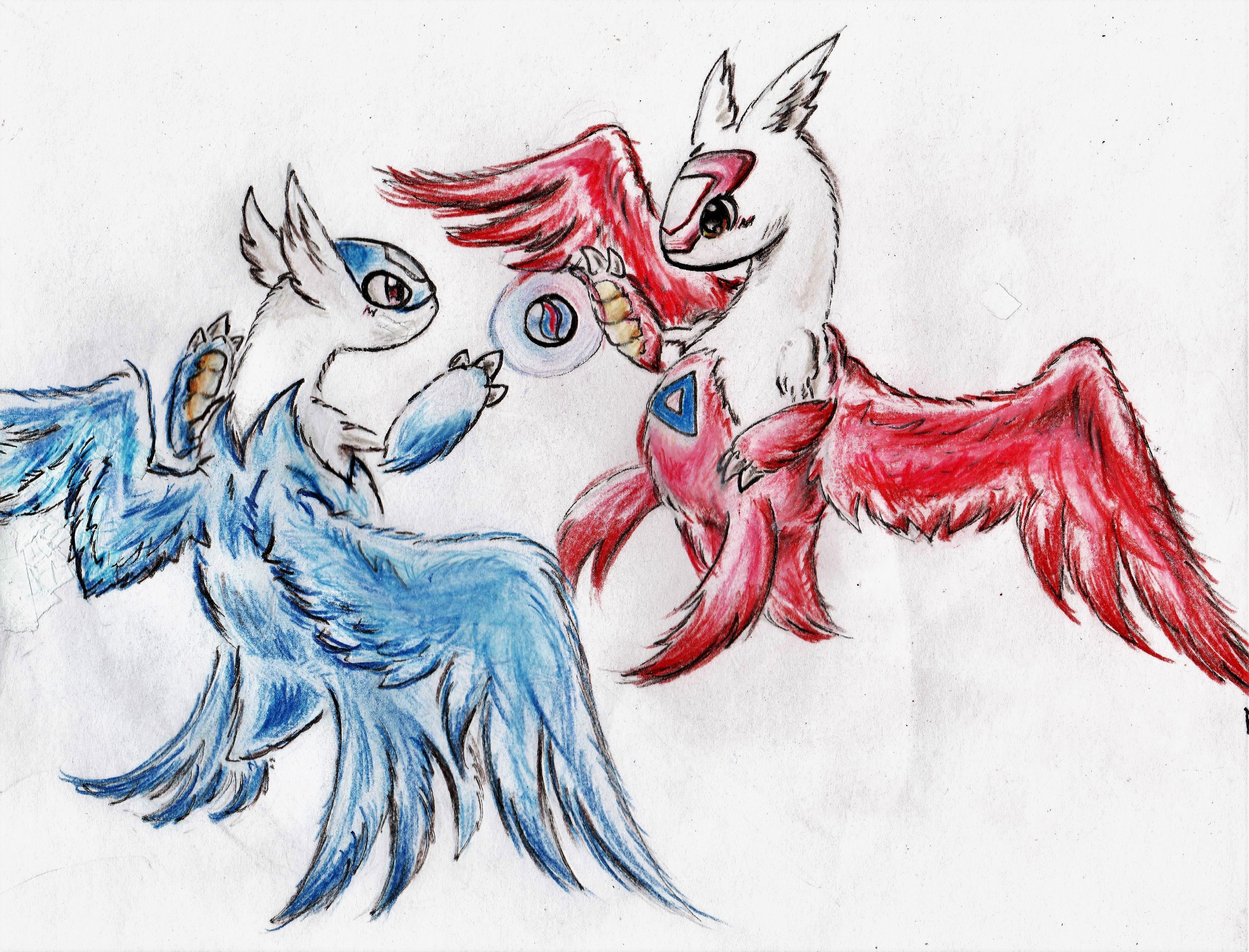 Avatar du membre : le duo eon