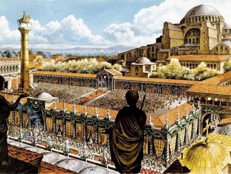 Constantinople NT-TQ577