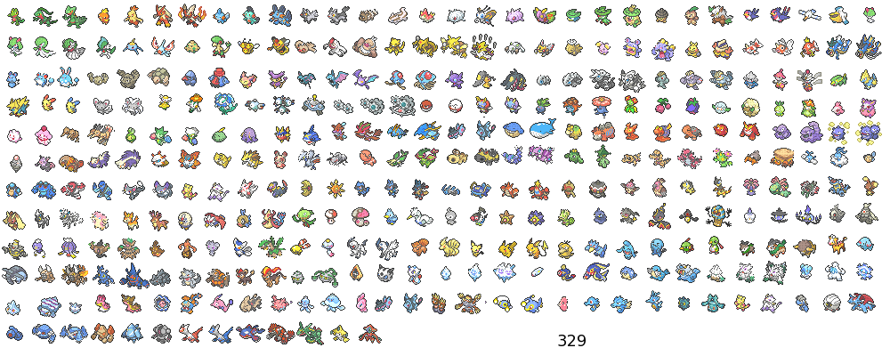 Espace membre possible pokedex de saphir alpha et rubis om ga - Pokemon version rubis evolution ...