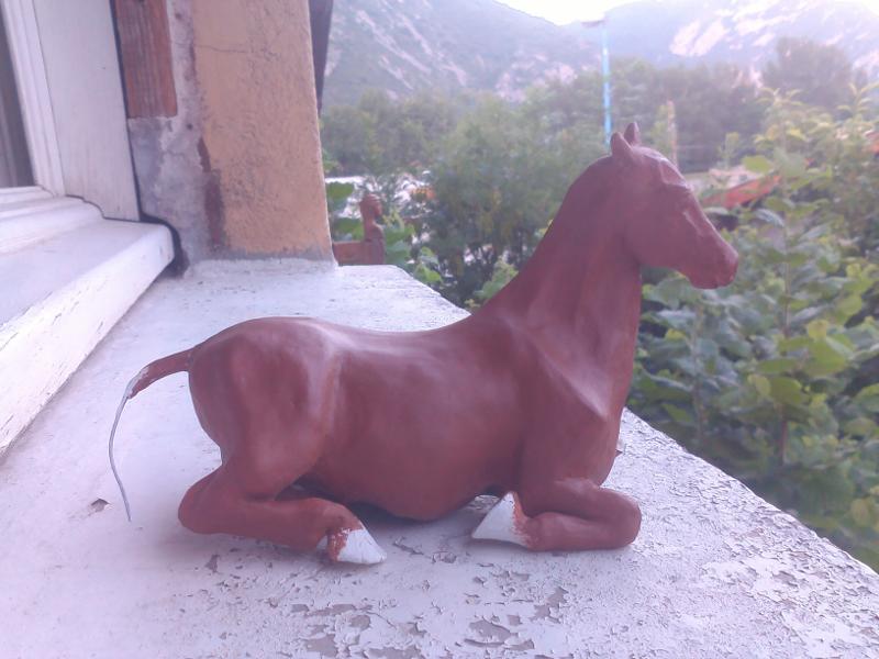 Tentative de Custom par Pomponette - Suite de la sculpture p.2  - Page 2 1466709450059991000