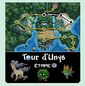 [Tour d'Unys] Informations et étapes 1327855159090874100