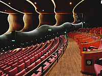 cinéma & salle d'arcades