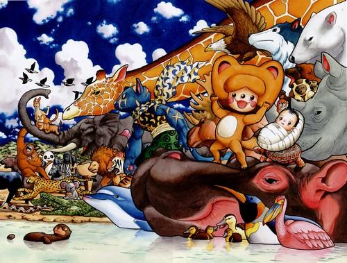 [MANGA] Animal Kingdom (Doubutsu no Kuni) 1434375381035640800