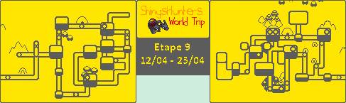[ShinysHunters' World Trip] Informations et étapes 1270205796044845300