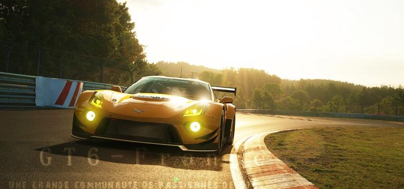 Gran Turismo 6 France