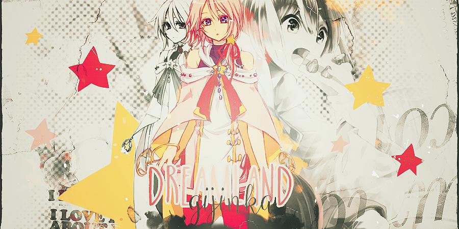 Dreamland Gijinka