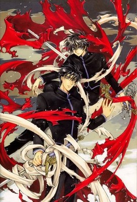 [MANGA/ANIME] X (Clamp) 1342034096088916900