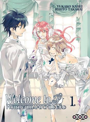 [MANGA/LIGHT NOVEL] Welcome To Hotel Williams Child Bird (Torikagosou no Kyou mo Nemutai Juunintachi) 1345831140060573900