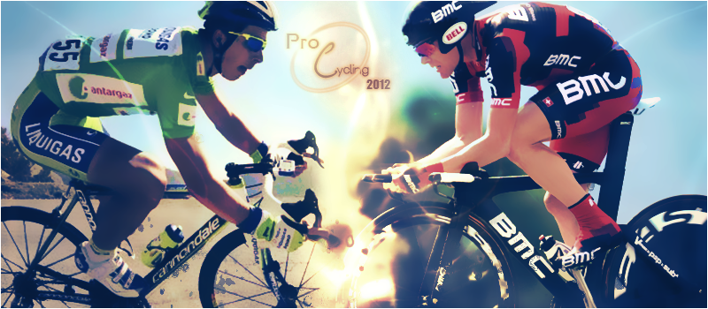 Pro cycling 2012