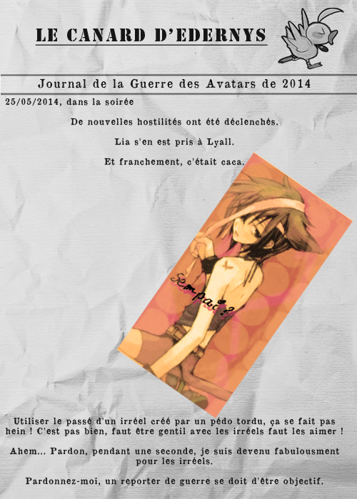Journal d'été! 1401535795041957200