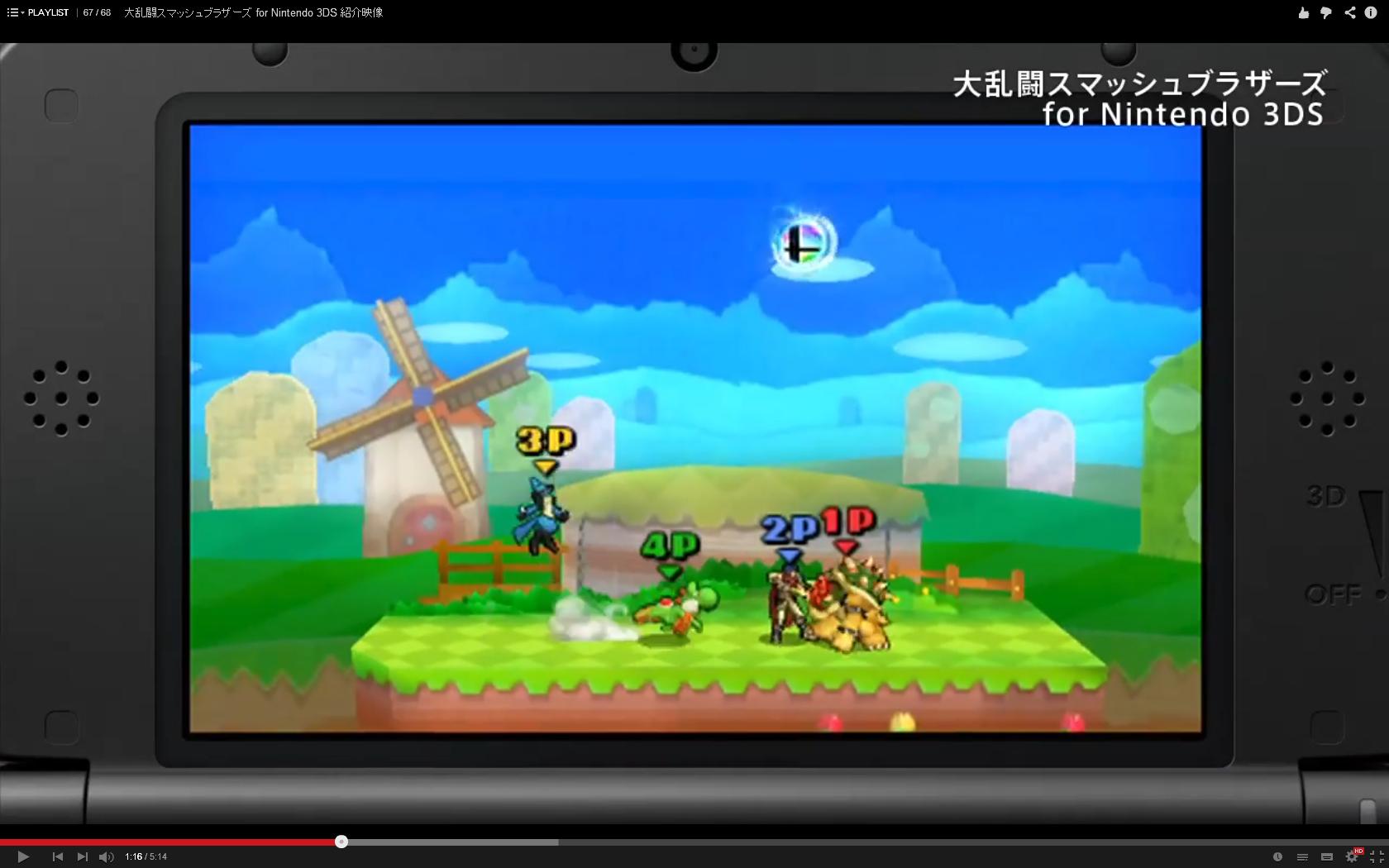 [Officiel] Liste des stages 3DS + nouvelle vidéo 1409319608034728700