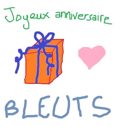 Un anniversaire BLEUTSANT ! QUE TOUT LE MONDE SE LEVE POUR FAIRE LA HOLA ! - Page 2 1407489418006733400