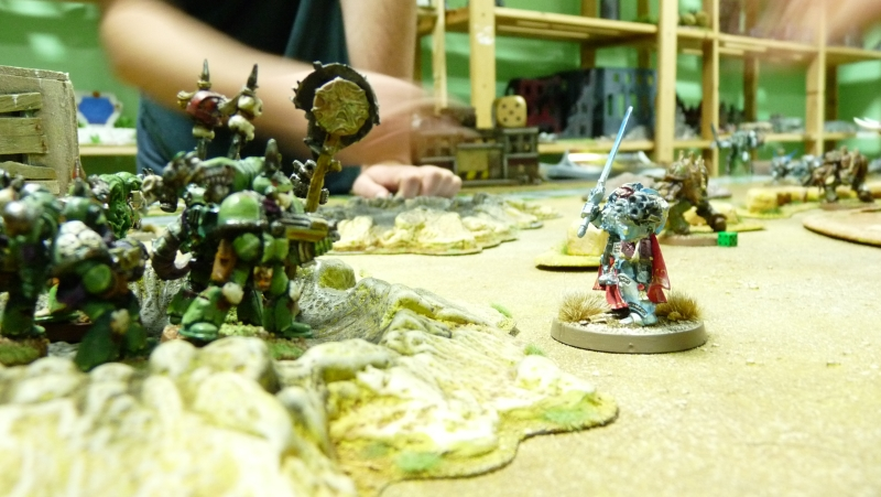 [666] Nurgle VS Chevaliers Gris 1378505305027395100