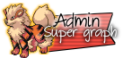 Admin Super Graph'