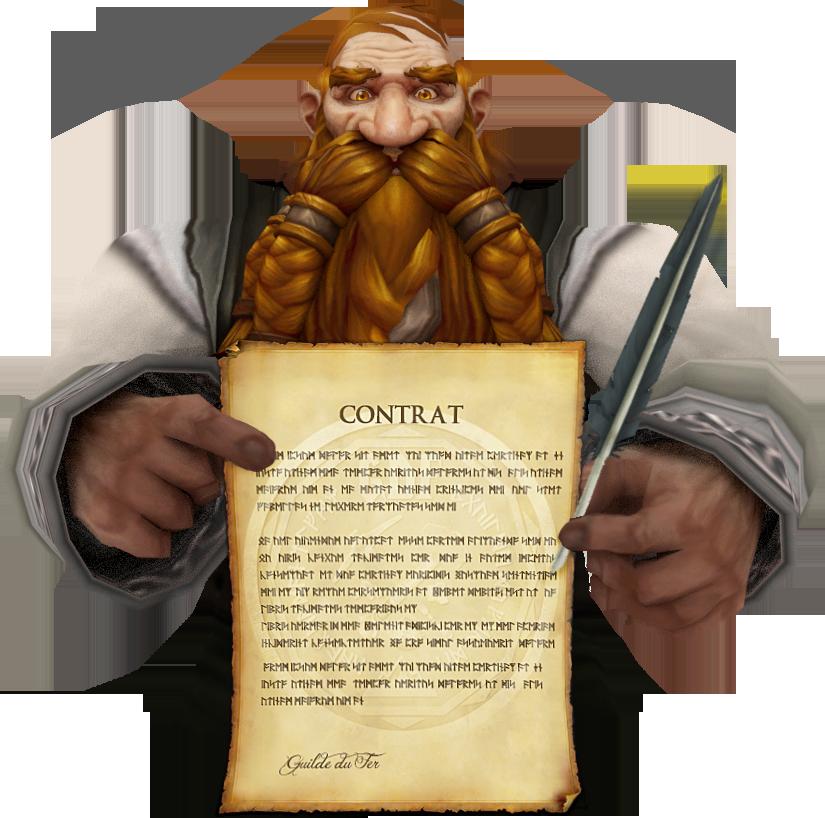 Nouveau membre? Quelques détails à connaître sur la guilde DtdnGyac