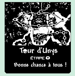 [Tour d'Unys] Informations et étapes 1329302004021587700