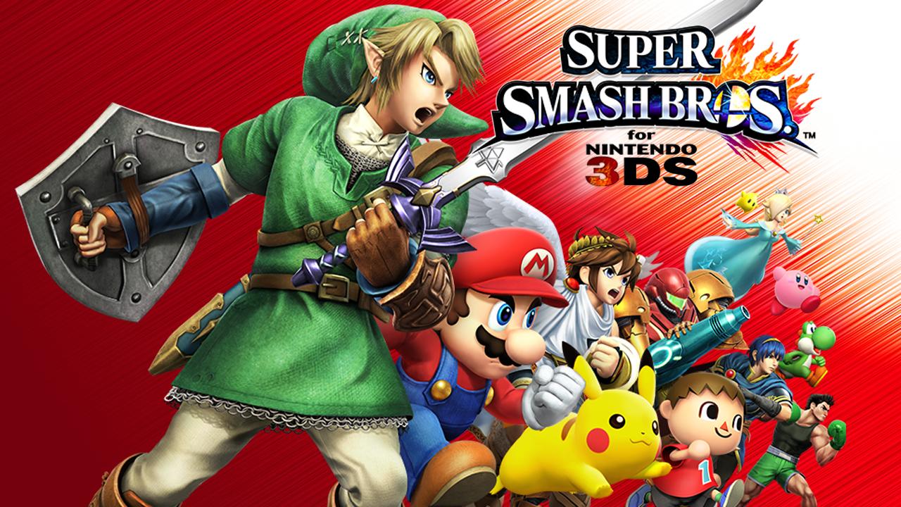 Brybry - Super Smash Bros 3DS en multi