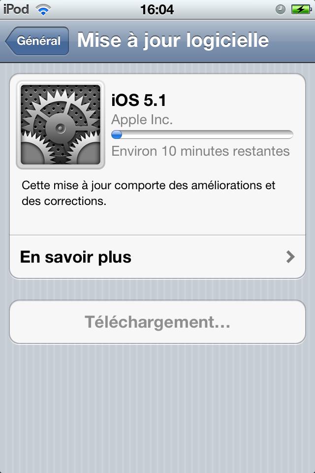 Mise à jour sans iTunes 1331391898098471600