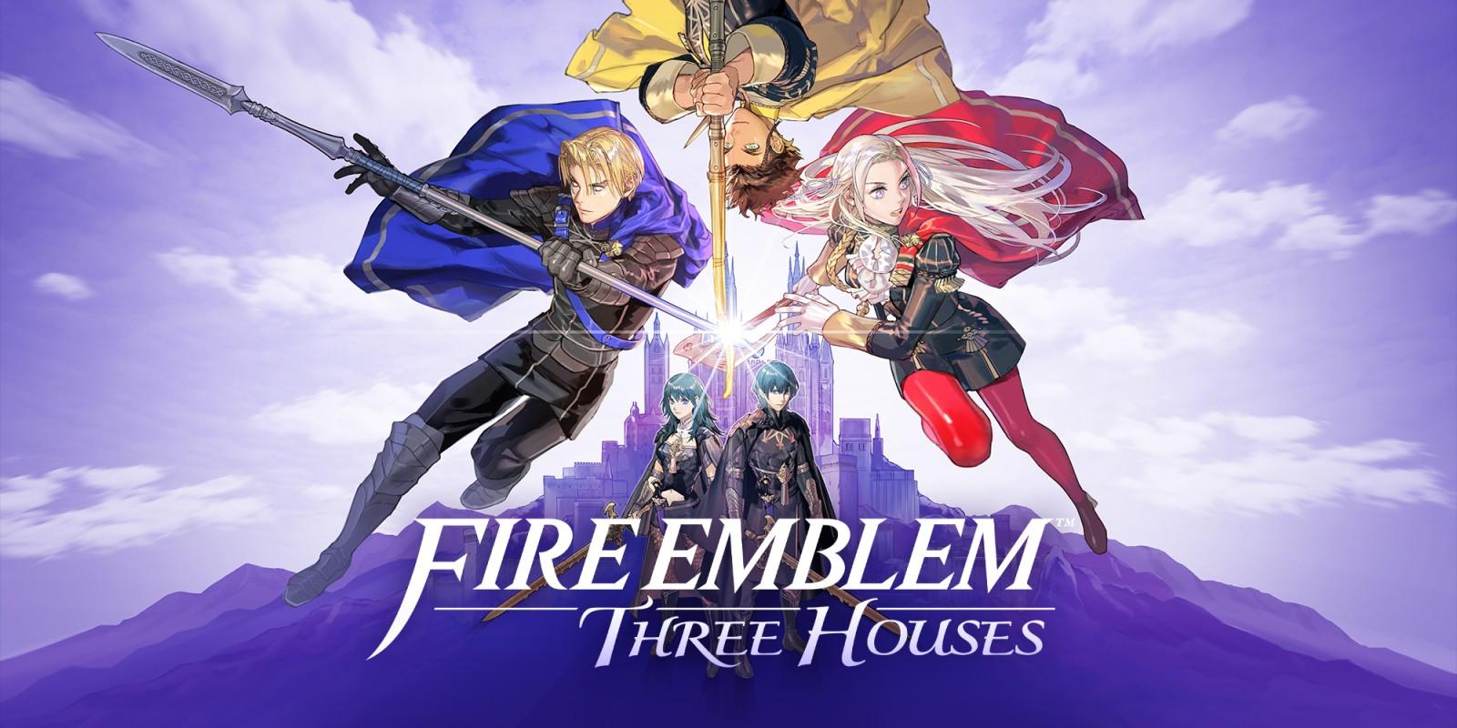 Image - Fire Emblem: Three Houses arrive demain et c'est sur Nintendo Switch !