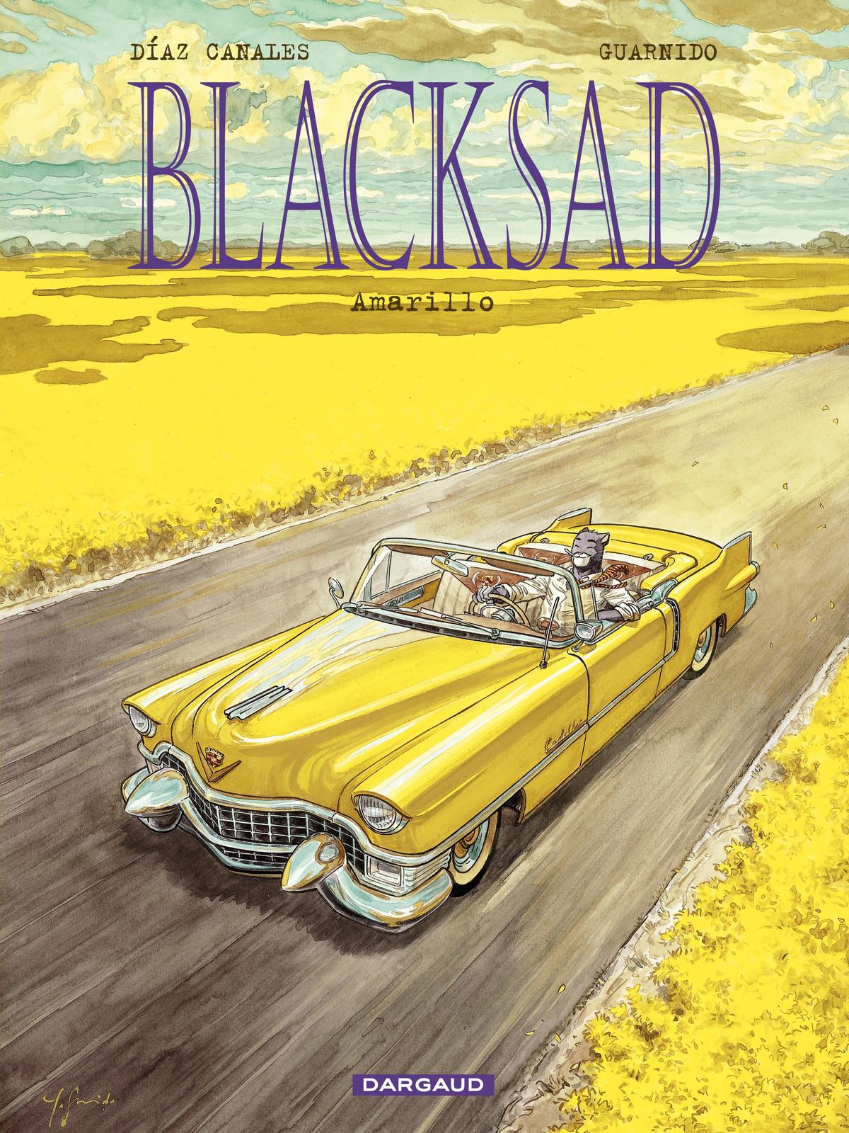 Blacksad Intégrale (Tomes 1 à 5 + 2HS)