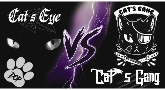 Cat's Eye VS Cat's Gang, l'heure de la révolution a enfin sonné!! KTBrfBcp