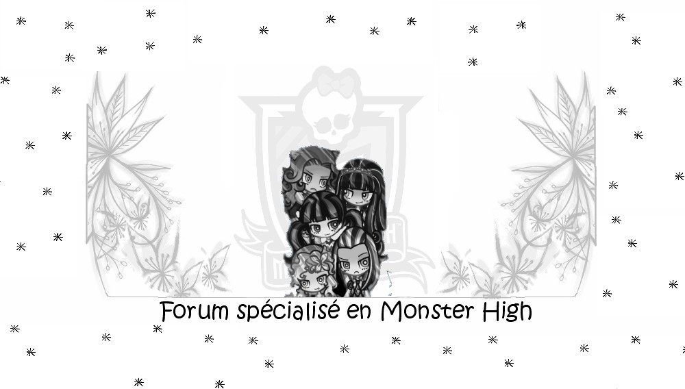 Monster high et rilci33