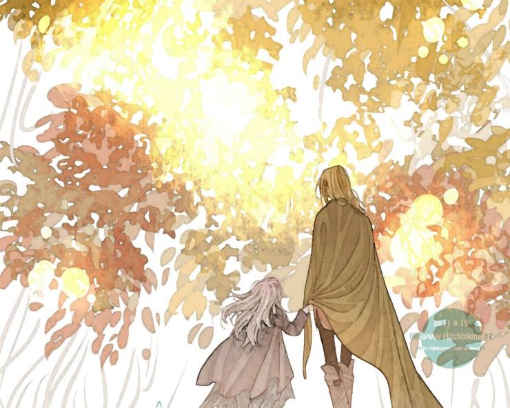 [MANHWA] Les Périples de Voie Lactée (Eunhasuui hichihaiking) 1348859575031621200