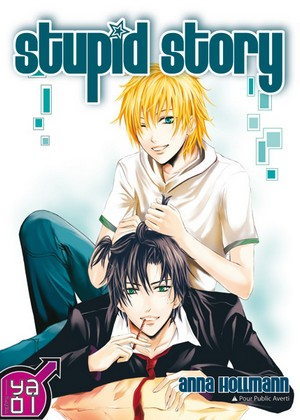 [Global manga] Stupid Story 1349726456058717500
