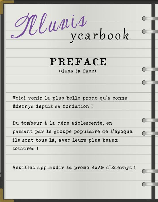 Yearbook d'Illuvis 1412107840036939600